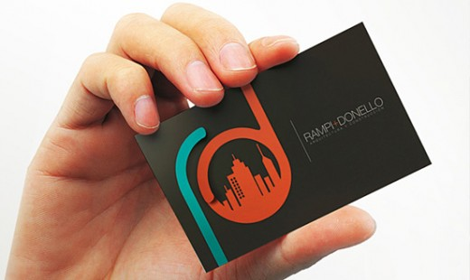 25 most creative and unusual business cards you will ever see rampi ddonello business card reheart Image collections