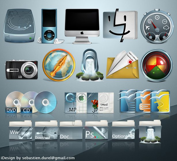 450+ Must Have Apple Icons For Free Download