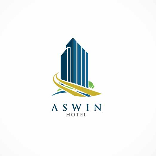 10 creative hotel logo designs for inspiration in saudi arabia for Hotel logo design