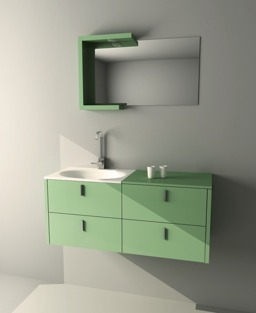 How to Model Bathroom Furniture with 3ds Max