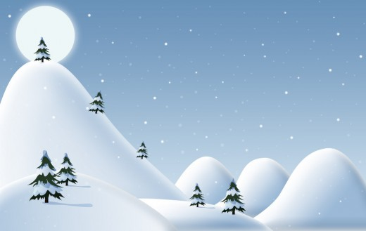 27 Seasonal Christmas Wallpapers for 2012 - GraphicsBeam