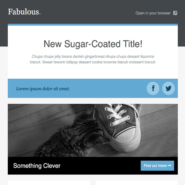 fabulous-newsletter-template