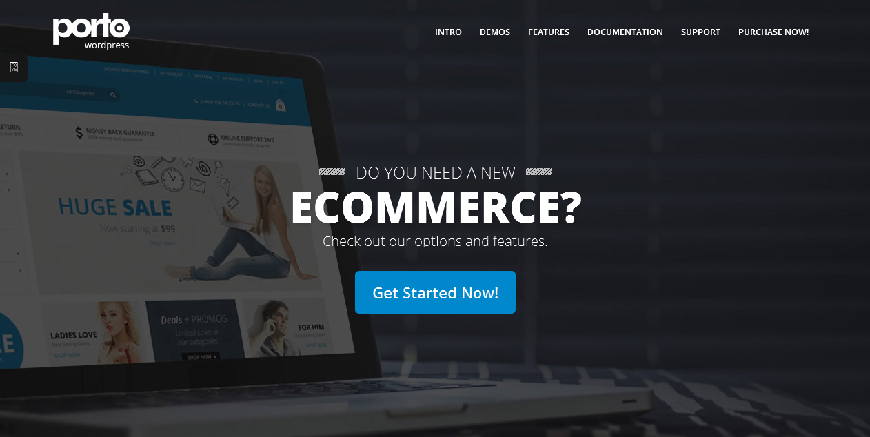 porto - wordpress-ecommerce-themes