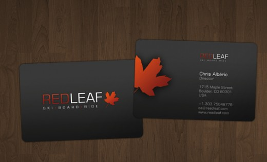 business cards by imucus - Business Card Ideas