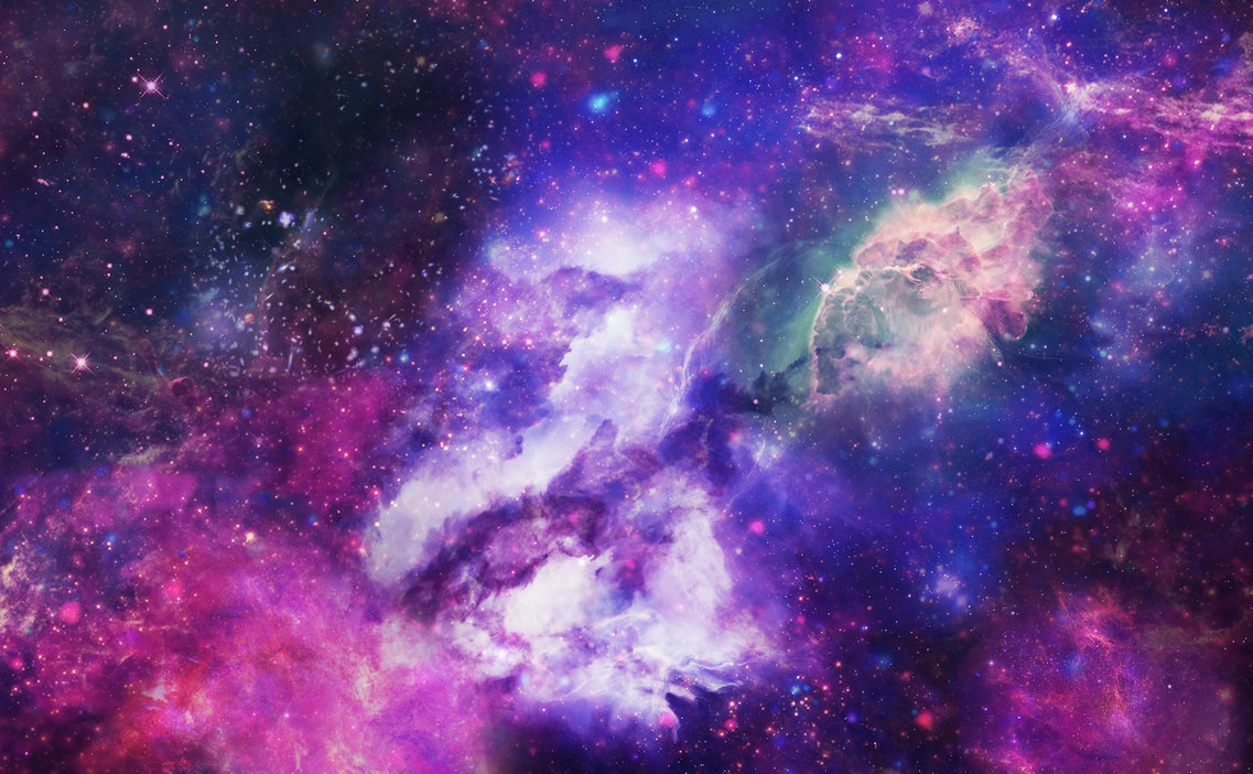 Free Space, Galaxy Texture