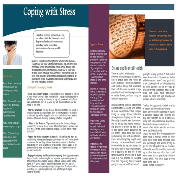 coping-with-stress-newsletter