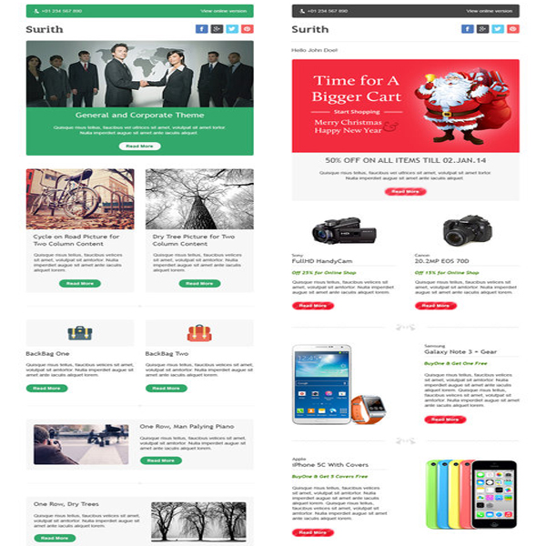 surith-multipurpose-email-newsletter-templates