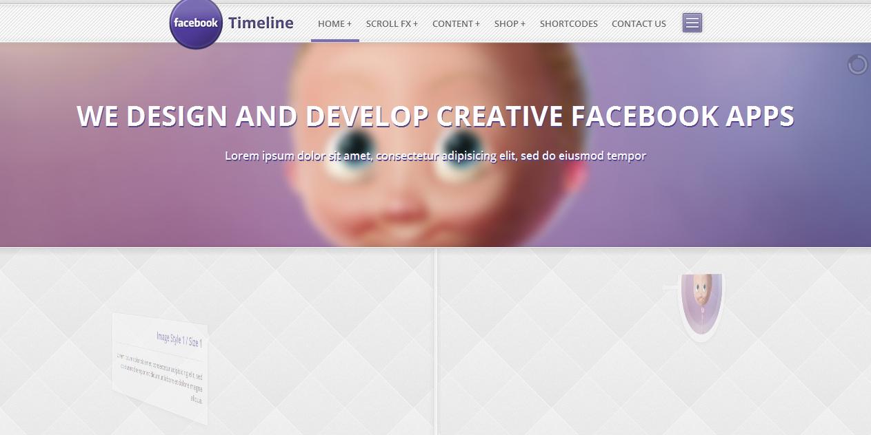 timeline-ecommerce-wordpress-theme