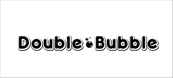 30 Beautiful Bubble Fonts for Free Download - GraphicsBeam