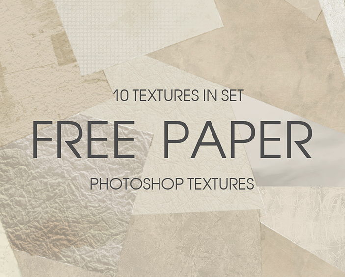 Free Paper Textures for Photoshop